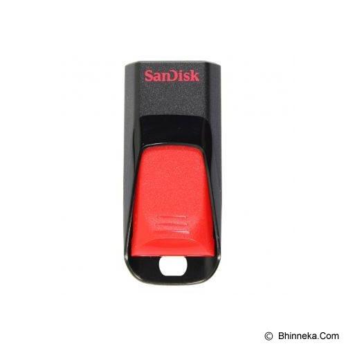 SANDISK Cruzer Edge 64GB [CZ51] - Usb Flash Disk Password Protection